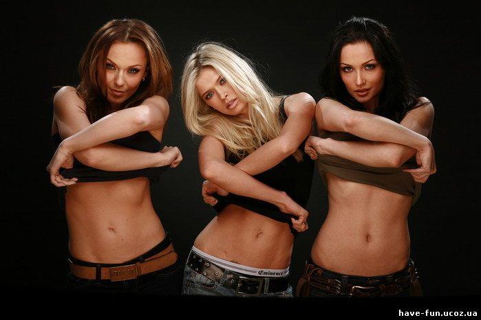 Группа голых женщин фото 71351 фотография